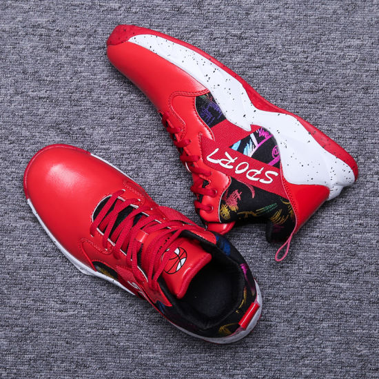 8510714f0547 Topsion Sneakers Hot Selling Red India Shoes Basketball Shoe Manufacturer