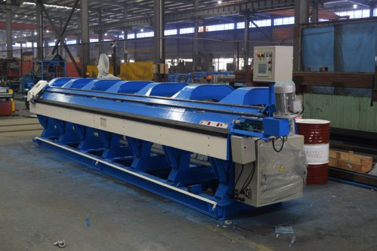 Liming 6 Meter Hydraulic Bending Machine
