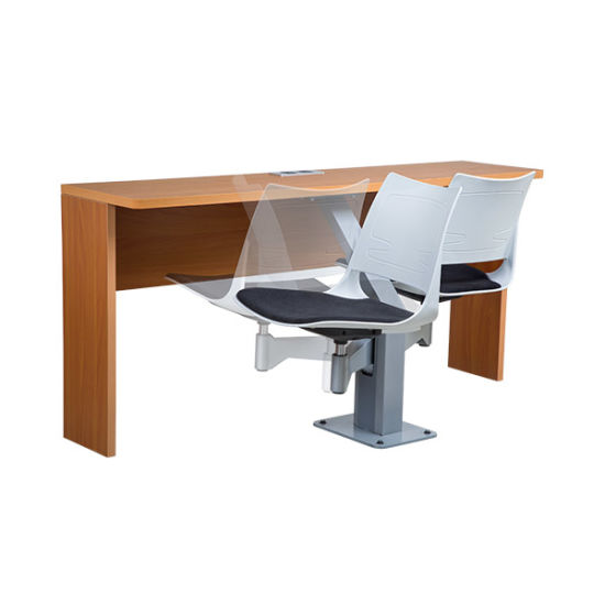 Leadcom Education Seating School Lecture Hall Desk & Chair Collaborative Seating Titan Ls-420 pictures & photos