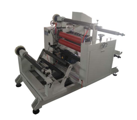 PVC Film Adhesive Tape Paper Slitting and Rewinding Machine