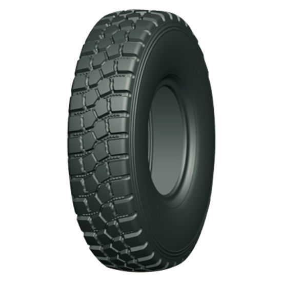 Radial Military Truck Tire 14.00r20 for Army Truck