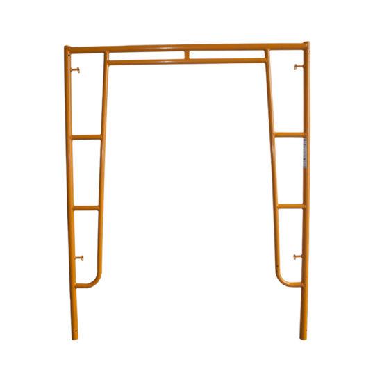 ANSI Building Material Construction High Quality Flip Lock Walk Thru Frame Scaffold (CSWT564F)