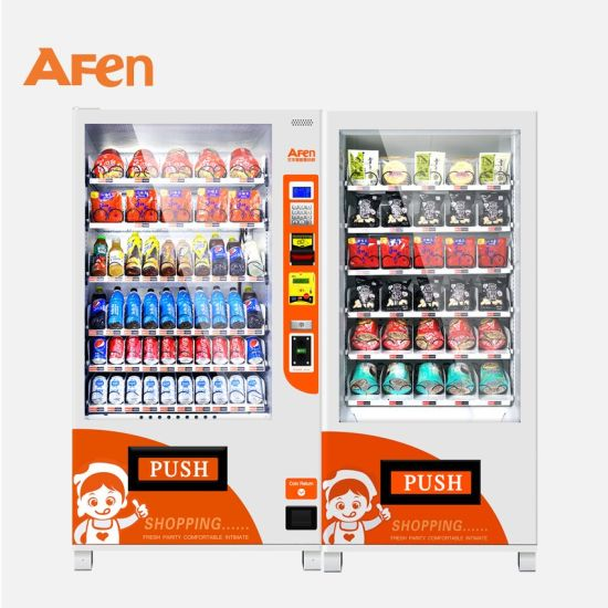 Afen Combo Drink Snack Vending Machine Price