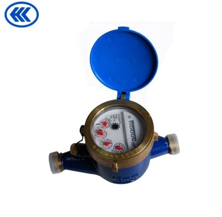 Operation Stability Liquid Sealed Jet Water Meter Long Life
