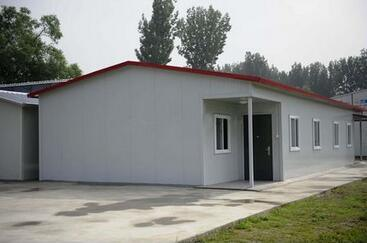 Container House with Lightweight Steel Structure Used for Hospital Construction pictures & photos