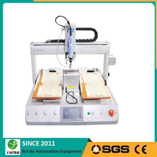 China High Efficient Electric Screwdriver Machine for Electronic Manufacturer