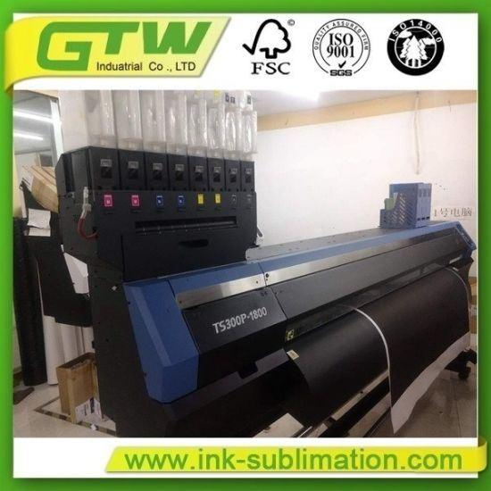 Original Mimaki Ts300p-1800 Large Format Sublimation Printer