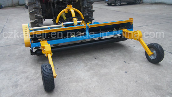 Unique 1.8-3m Flail Mower with Opening Bonnet