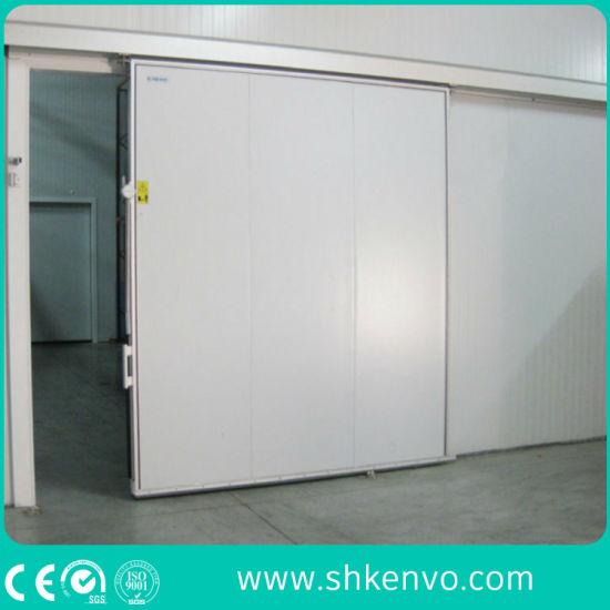 Automatic Refrigeration Storage Freezer Room Sliding Door