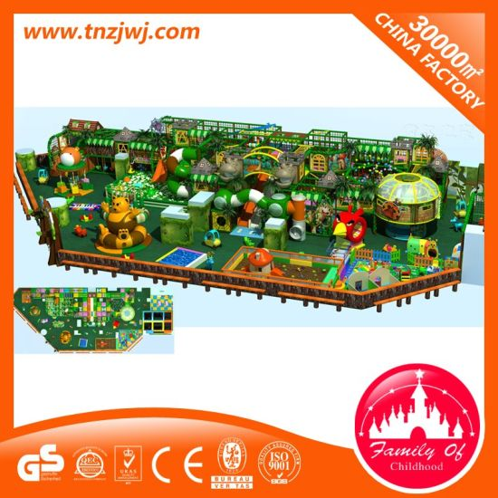 Divisional Design Kids Amusement Park Indoor Playground pictures & photos