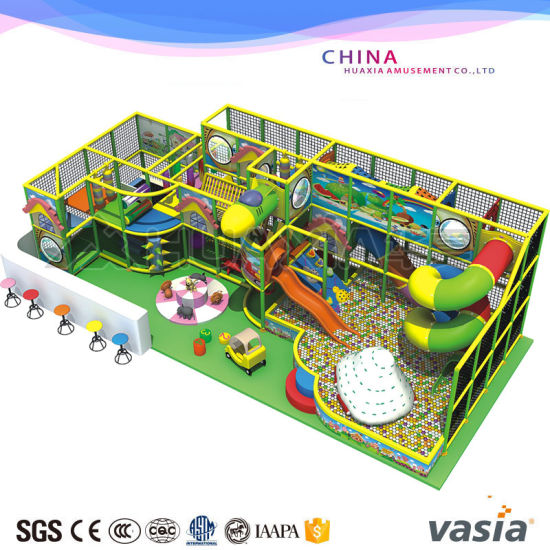 Children Colorful Indoor Soft Playground for Selling pictures & photos