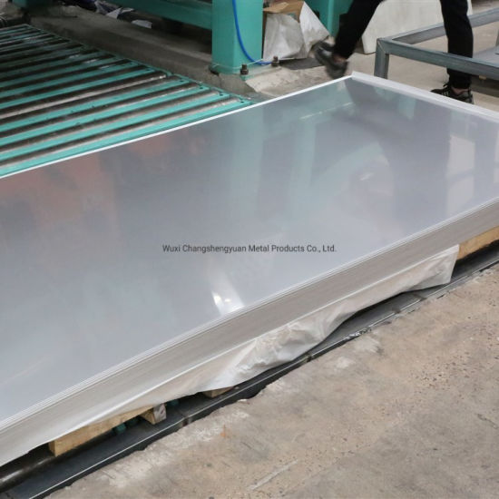 Factory SS304 SS316L Hot Rolled Stainless Steel Plate