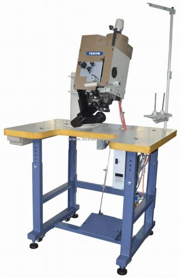 Espadrille Moccasin Stitching Sewing Machine