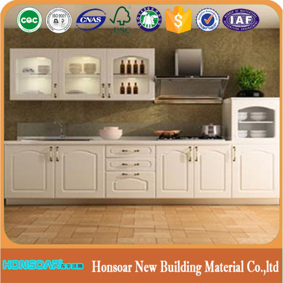 China Factory Wholesale Home Furniture Modern Modular Kitchen Cabinet Cupboard
