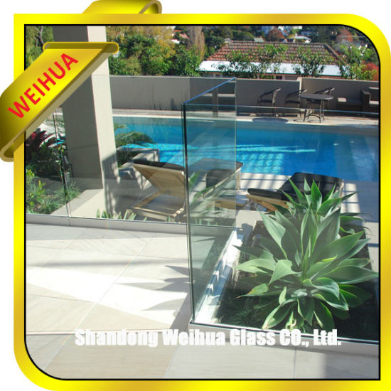 Tempered Laminated Glass for Fence/Partition/Swimming Pool/ pictures & photos