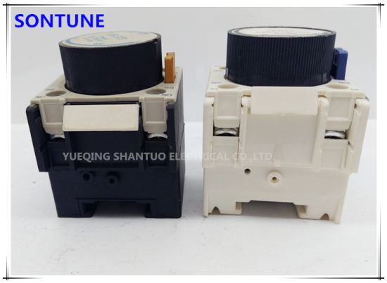 Sontune Lat-D2 Contactor Timer Delay pictures & photos