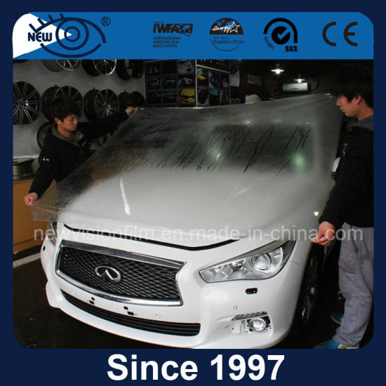 TPU Strentch Car Body Paint Protection Clear Transparent Ppf Film pictures & photos