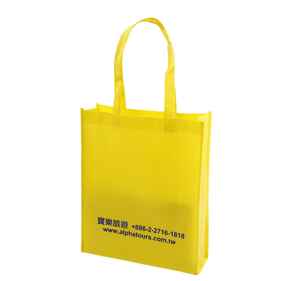 Fashion Eco-Friendly Non Woven Polypropylene Bag with Silk-Screen Printing e308cad19