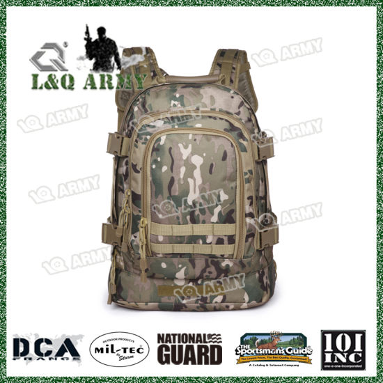 3 Day Expandable Tactical Gear Backpack pictures & photos