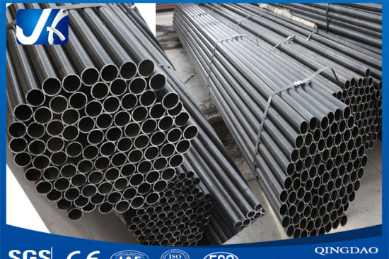 Steel Structure Material Welded Round Carbon Steel Pipe pictures & photos