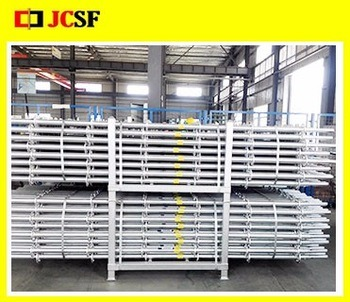 Chuzhou Manufacturer Steel Galvanized Ringlock Scaffolding pictures & photos