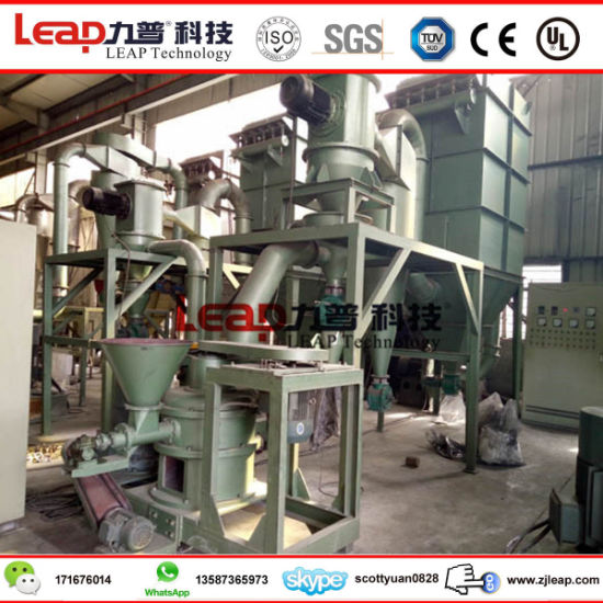High Efficiency Superfine Micron Walnut Shell Shredder pictures & photos