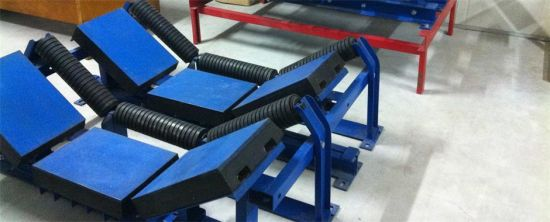 Belt Conveyor Transfer and Loading Components Impact Bars pictures & photos