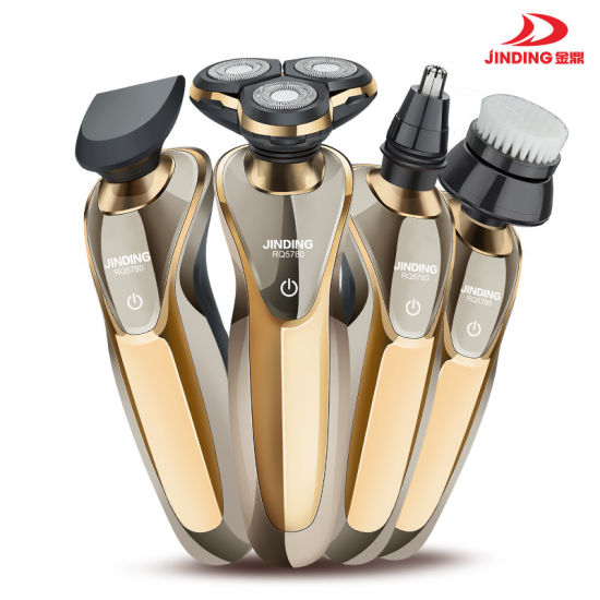 Hair Smooth Shaver, Hair Clipper, Toothbrush Vibrissa Clipper 4 in 1 Set pictures & photos