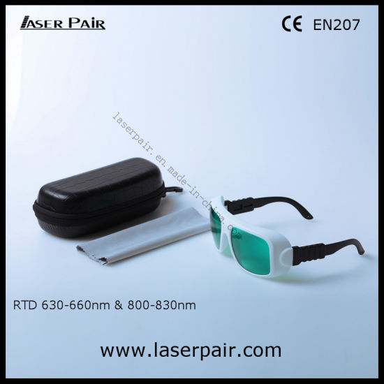 bc62f578ad O. D3+   630-660nm   O. D5+   800-830nm RTD Laser Safety Goggles for 635nm  Red Laser + 808nm Diodes Laser with Frame 36. Get Latest Price
