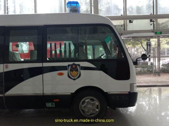 Ankai 7/8 Meter Gasoline Car/Passenger Bus/Mini Van