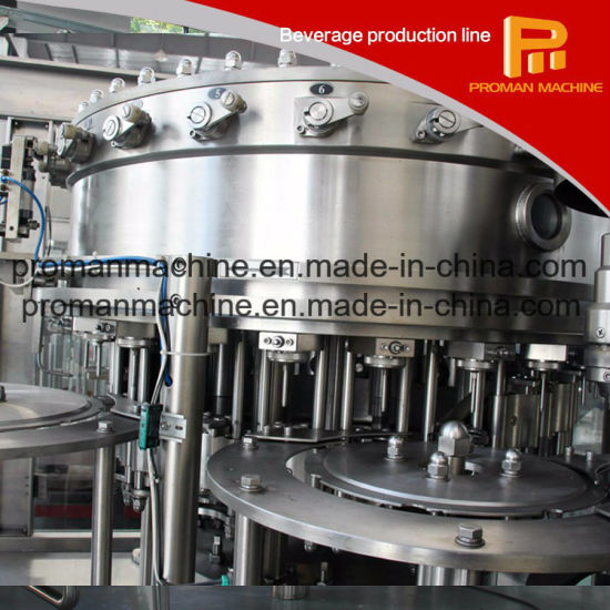 2017 Newly Automatic Bottle Purified/Mineral Water Filling Machine pictures & photos
