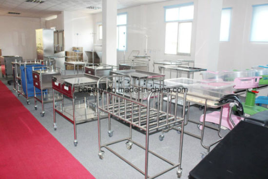 BS-818 One Function Manual Hospital Bed (medical equipment, hospital furniture) pictures & photos