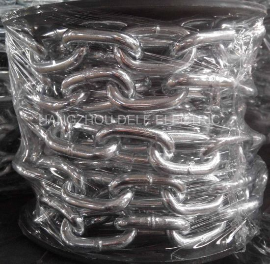 DIN763 2mm to 26mm Hand Chain pictures & photos