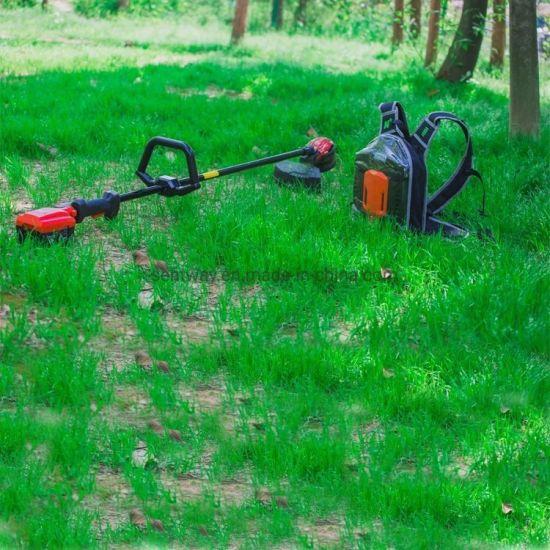 B300 36V 17.4ah Lithium Battary Grass Cutter Brush Cutter Weeder Brush Cutter, Brush Cutter Weeder, Battery Brush Cutter, Garden Grass Trimmer