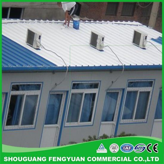 China Anti UV Rays, Lower Temperature Reflective Roof, Wall Coating