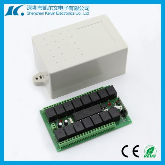 Ce Certification 15channel RF Remote Controller Kl-K1501 pictures & photos