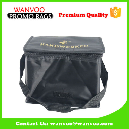 Customized Promotional Outdoor Insulated Picnic Cooler Lunch Bag Food Heat Preservation Box pictures & photos