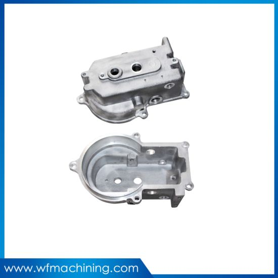 OEM and Customized Aluminum Precision Die Casting for Auto Engine