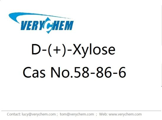 D-Xylose CAS 58-86-6 Food Additive Pharmaceutical Cosmetic