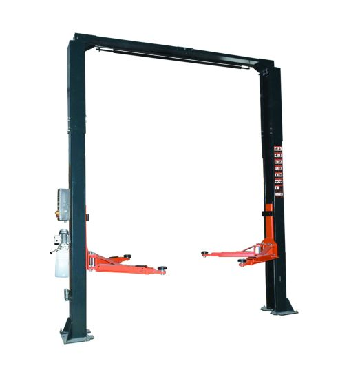 on-7214D Standard Car Lifter Two Post Auto Garage Workshop Repair Lift