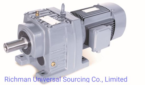 R Series Helical Bevel Gear Reducer