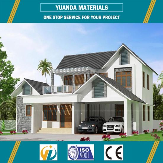 China Cheap Prefabricated Lgs Modular Homes For Sale
