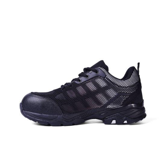 Unisex Injection PU Work Shoe TPU Safety Shoes