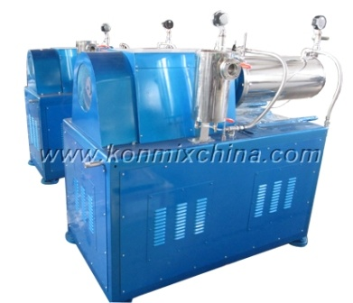 Horizontal Media Mill Machine for Paint, Inks, Pigment, Colors pictures & photos