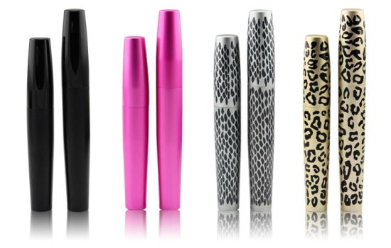 Cosmetic Manufacturer Wholesale Waterproof Natural 4D Fiber Eyelash Extension Eye Lash Mascara