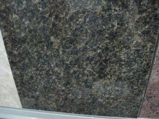 Brazil Import Granite Stone Verde Ubatuba Slab For Tile Countertops