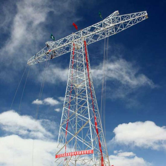 Mixture of Angle and Tube, Transmission Tower
