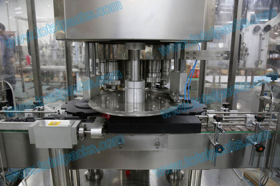 High Speed Rotary Chuck Capper for Jars (CP-400A) pictures & photos