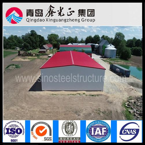China Steel Structure Workshop (SSW-15)