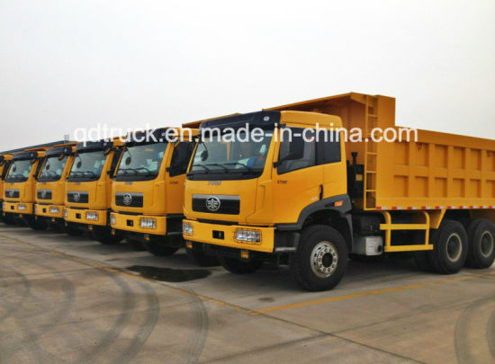 20-30 Tons 340HP Faw Dump Trucks pictures & photos